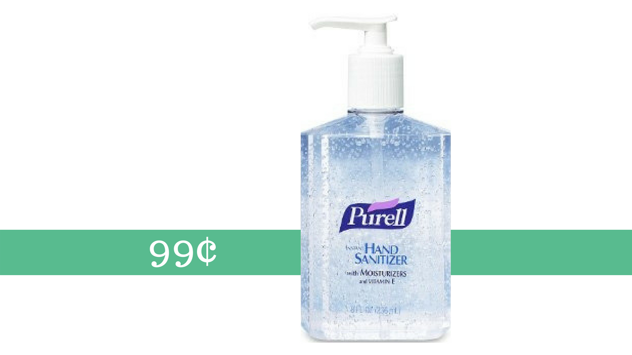 image regarding Purell Coupons Printable identify Purell Coupon Creates Hand Sanitizer 99¢ :: Southern Savers