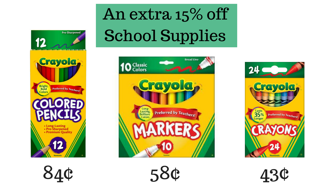 photo about School Supplies Coupons Printable called Southern Savers Website page 442 of 6884 Bargains, Weekly Commercials