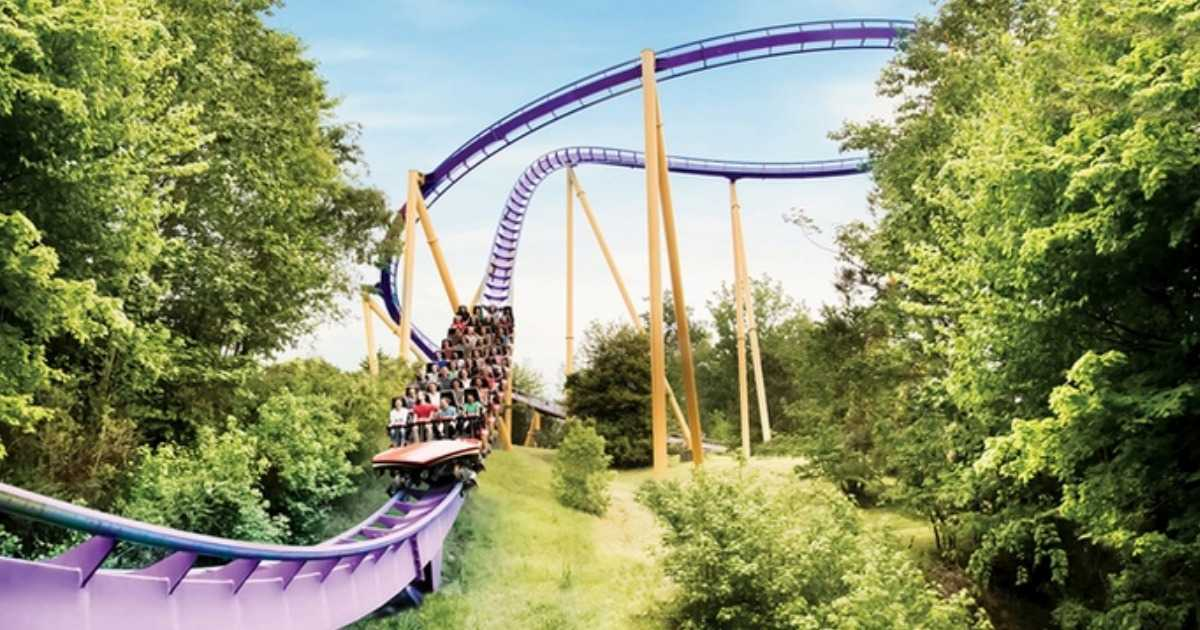 Unlimited Busch Gardens Ticket For 45 Southern Savers