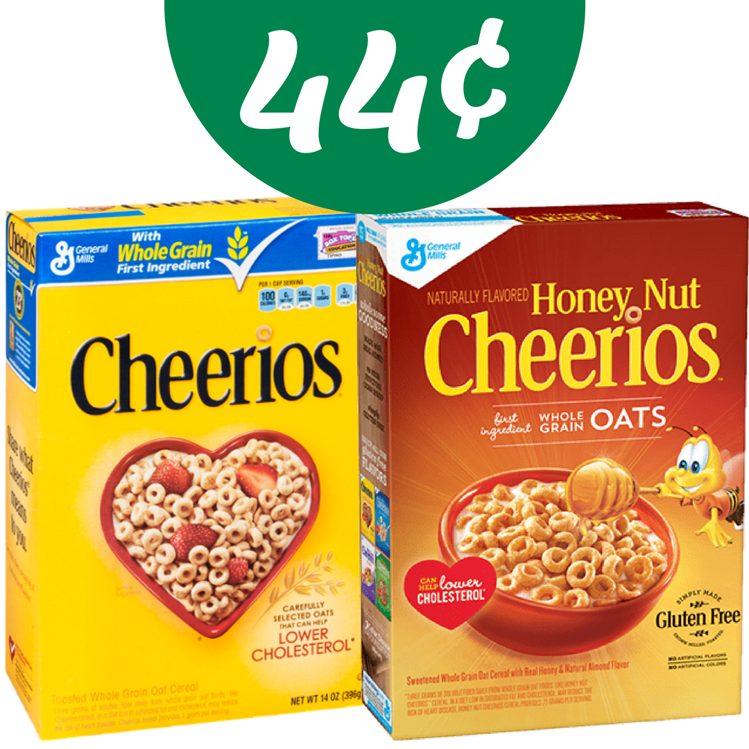 Cereal For 97¢ :: Southern Savers
