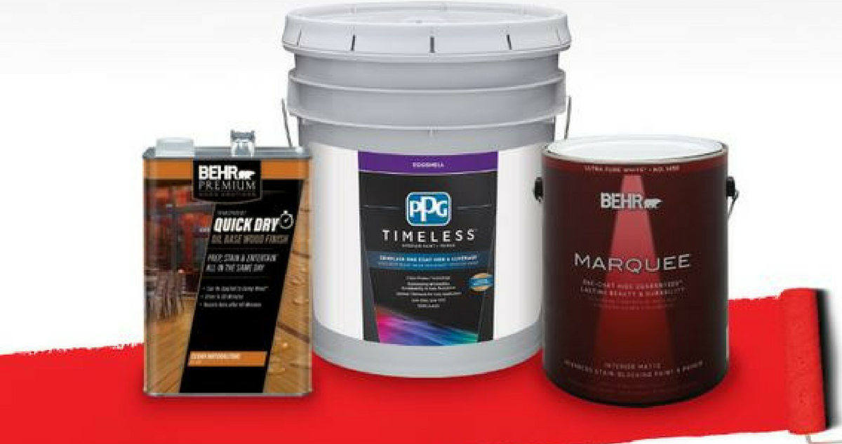 Free Behr Stain After Rebate At Home Depot More: Up To $40 Rebate On Paint & Stain - Today