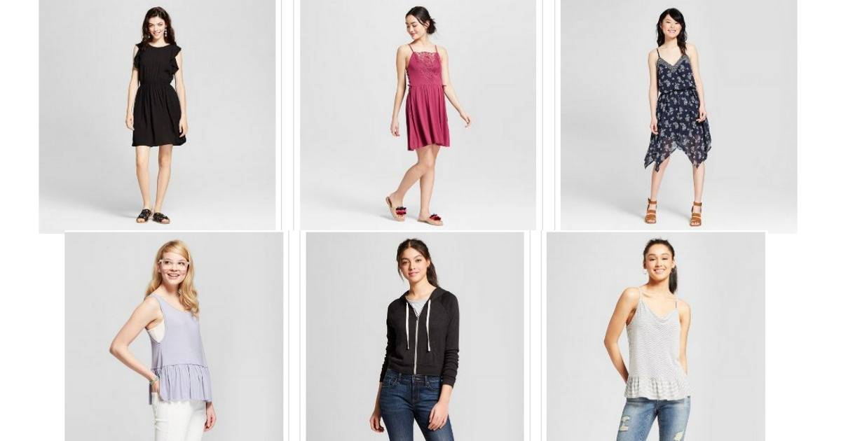 effdcb8e592 Get some new clothes with these Target codes! Save 20% on select women s  Mossimo or Xhilaration clothing in-store and online.