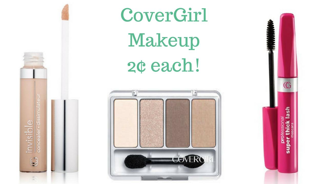 Covergirl Coupons Makeup 2 Each At Walgreens Southern Savers
