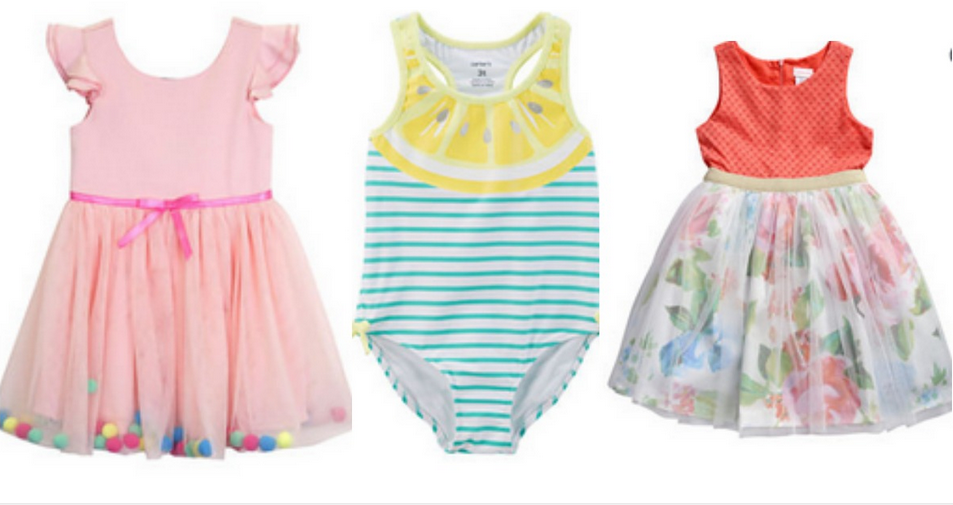 2c68924f63c753 Looking to save on baby clothes? JCPenney is offering Carter's baby  clothing up to 83% off. Even better, you can get an extra 30% off with code  MANAGE5.