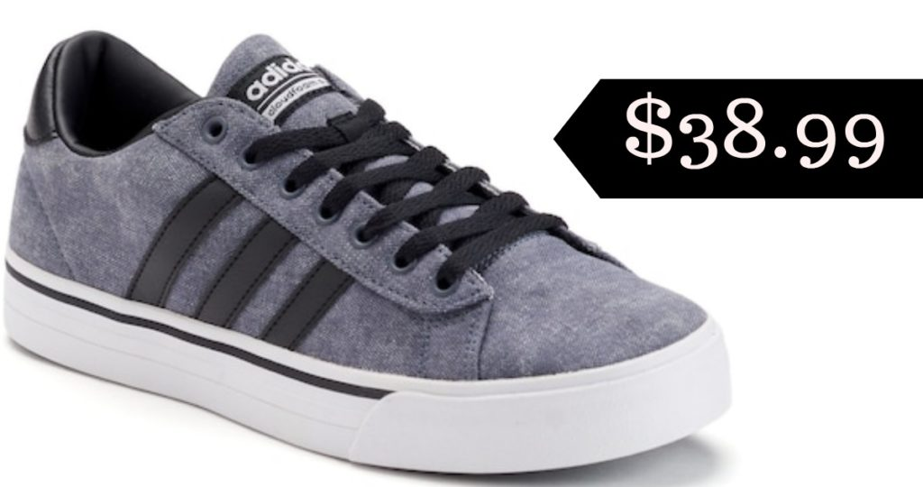 Adidas NEO Cloudfoam Men's Shoes for $38.99 :: Southern Savers