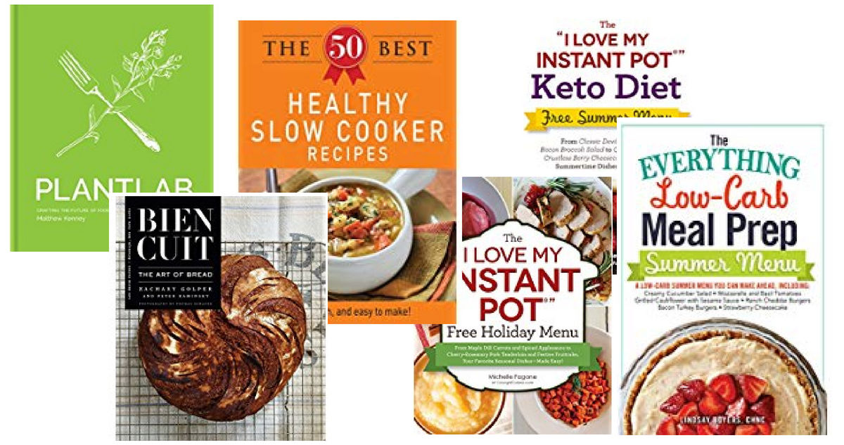 ebook cookbooks