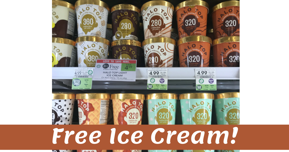 photo regarding Halo Top Printable Coupon named No cost Halo Ultimate Ice Product at 5 Substitute Outlets!! :: Southern