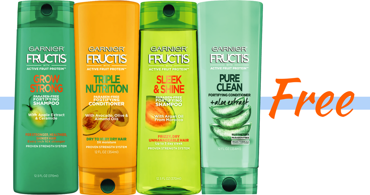 photograph relating to Garnier Coupons Printable known as Garnier Fructis Hair Treatment - Absolutely free Following 7 days at CVS