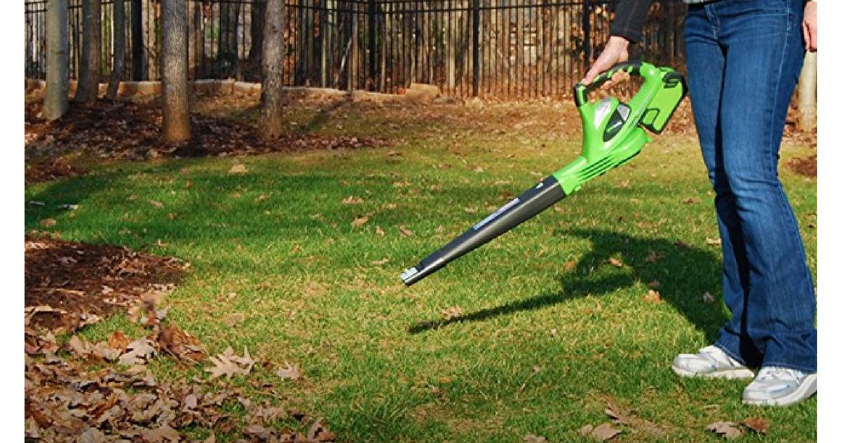greenworks yard tools