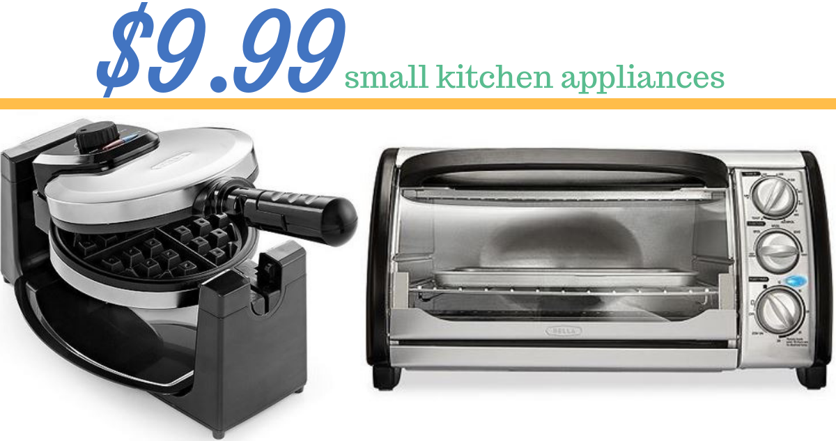 macys small kitchen appliances for 999 after rebate today only - Macys Kitchen
