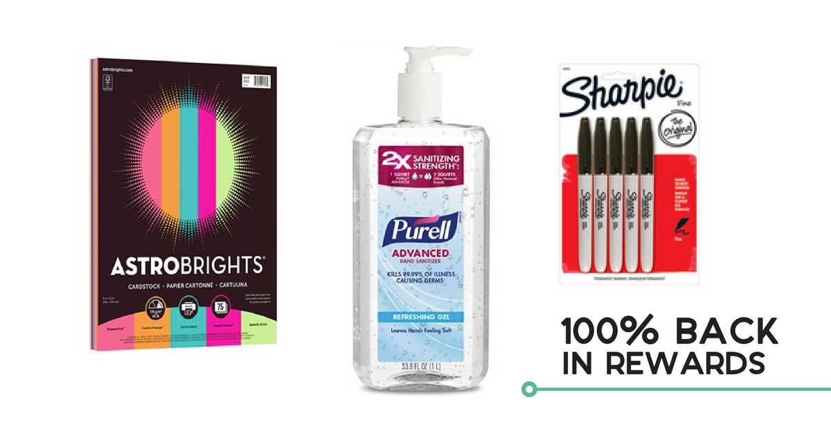 Free Purell, Cardstock & Sharpies - Ends Today! :: Southern