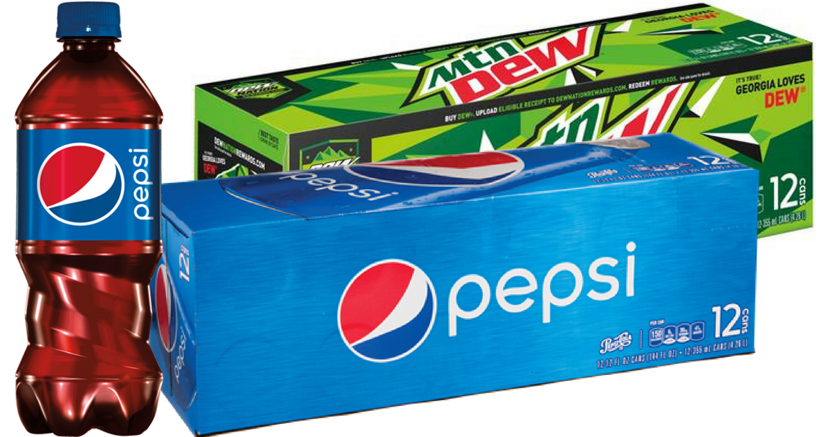 pepsi products ibotta coupons