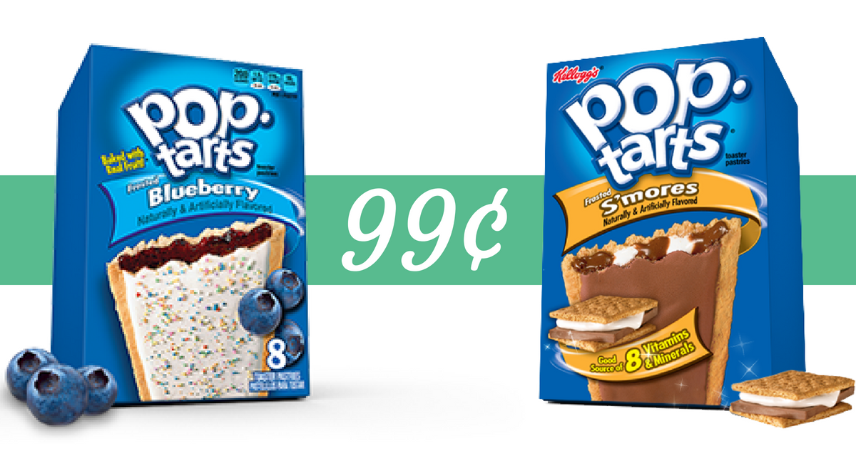 image about Pop Tarts Coupon Printable identify Pop-Tarts Coupon Tends to make them 99¢ a Box :: Southern Savers