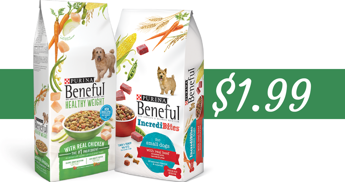 Who Makes Beneful Pet Food