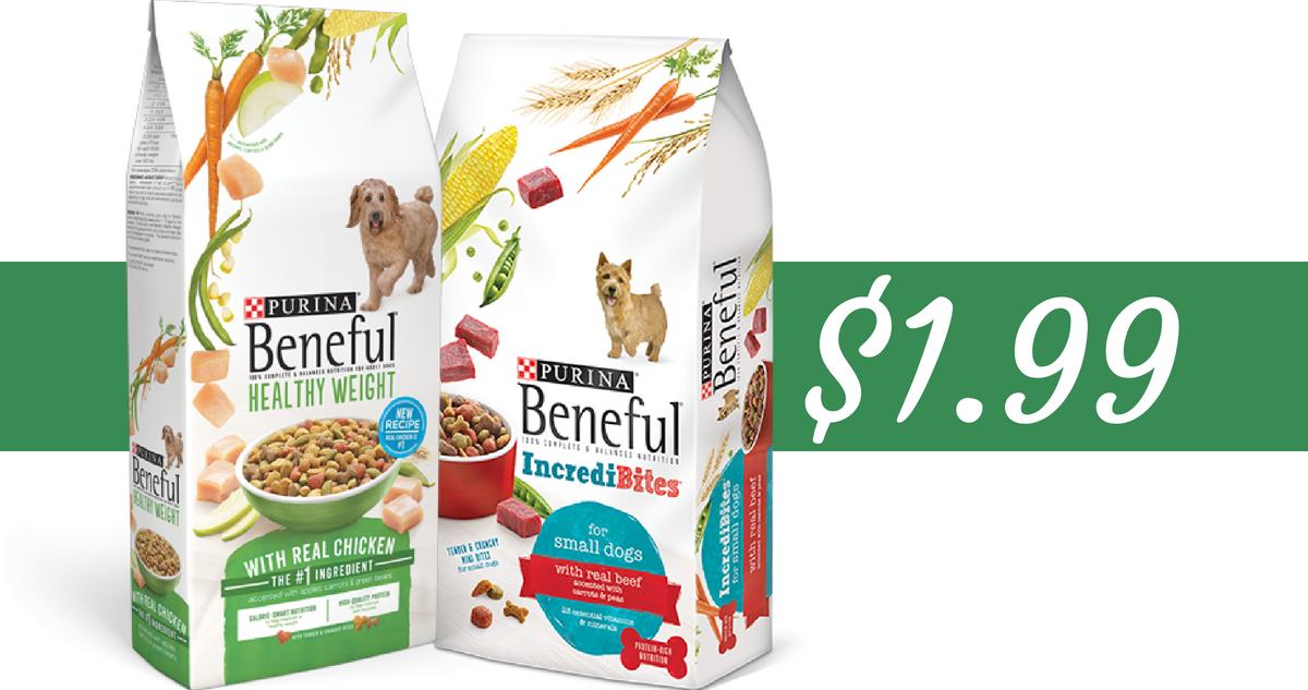 Printable Coupon For Beneful Dry Dog Food