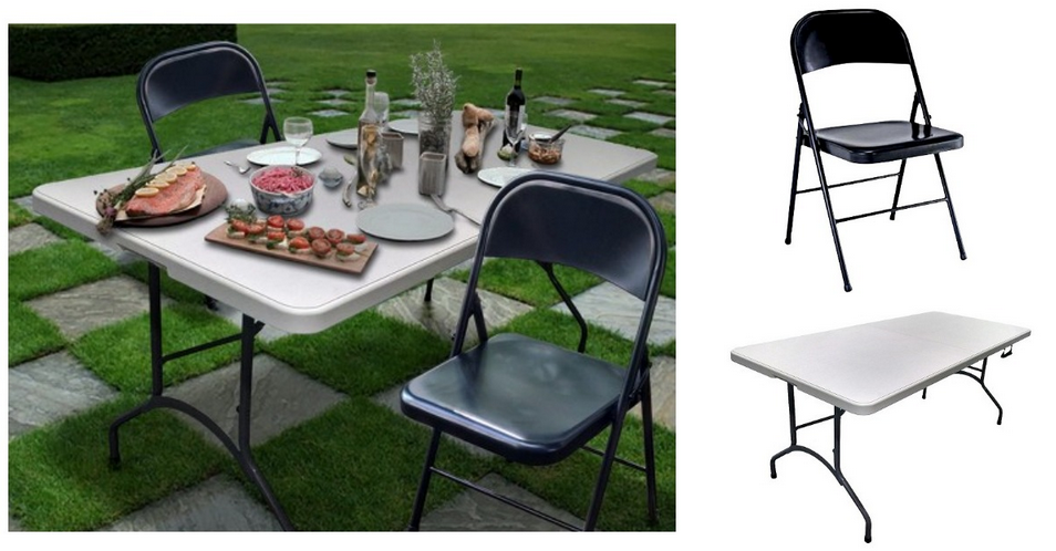 Target Deal Save On Folding Table Chairs