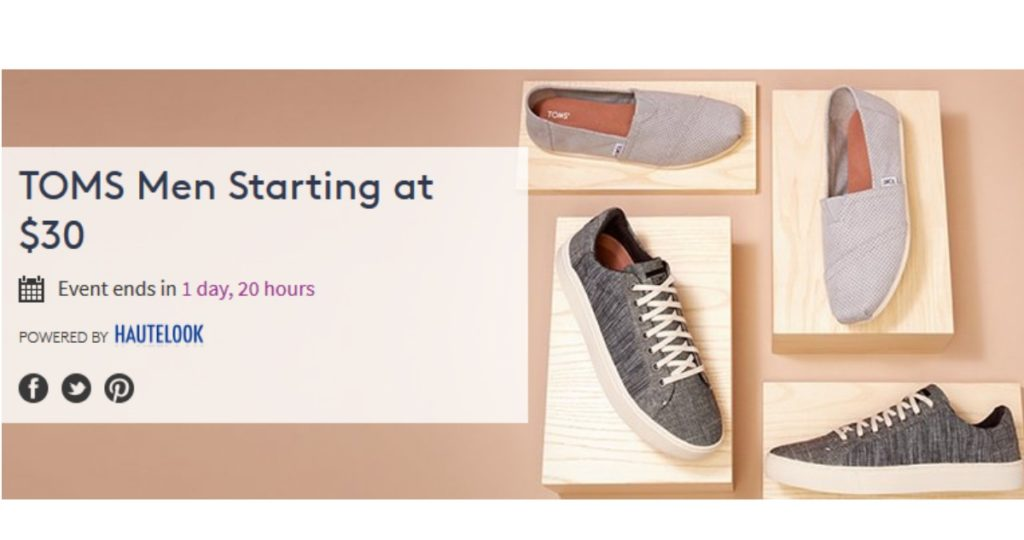 Shoes Starting at $30 :: Southern Savers