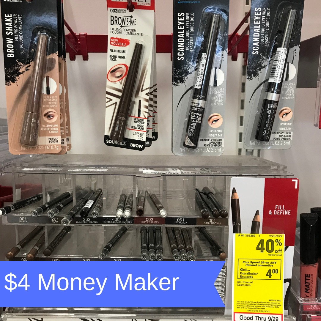 Rimmel Coupon | $4 Money Maker This Week :: Southern Savers