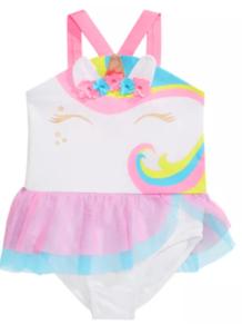 macy's unicorn swimsuit