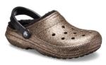 glitter crocs