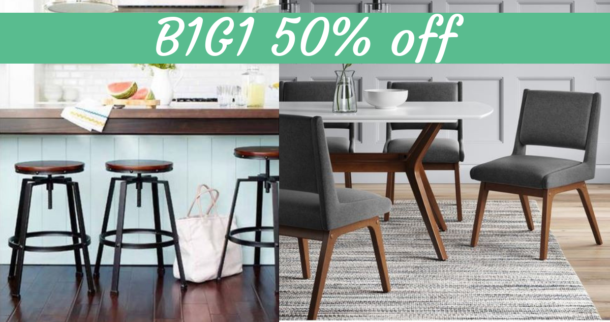 Right Now, Target.com Is Offering A Great Deal On Bar Stools And Dining  Chairs. Buy One And Youu0027ll Get A Second For 50% Off Thru Sat. 9/15!