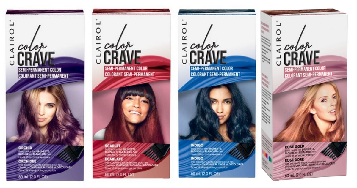 clairol coupon