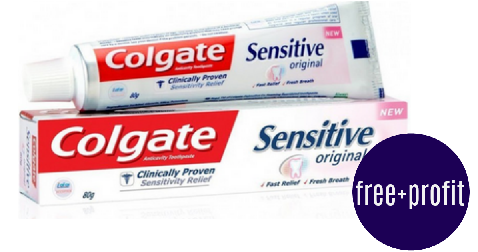 Colgate Coupons Sensitive Toothpaste For Free Southern Savers