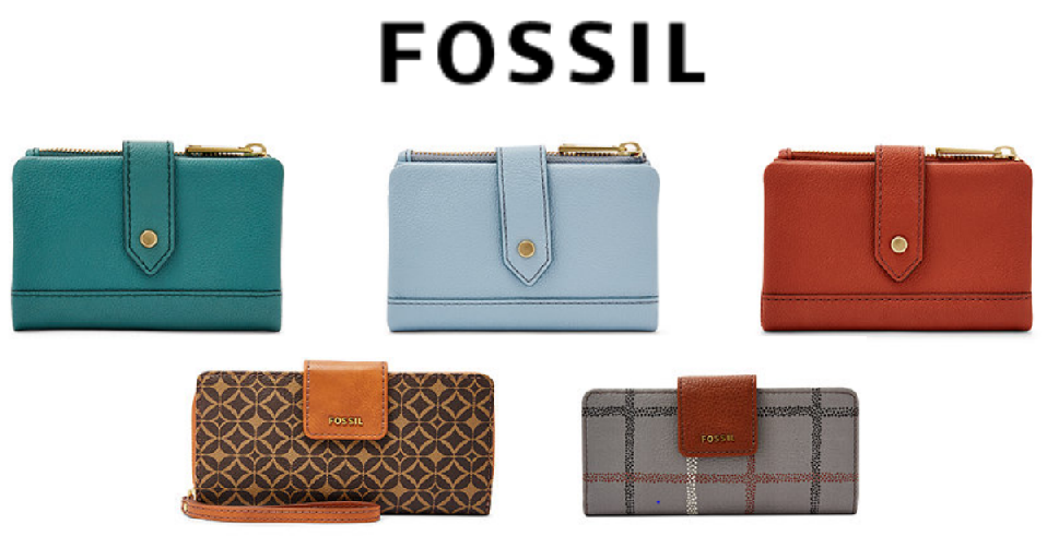 b7f844eac49 Head over to Fossil where you can get up to 70% off select Men s and  Women s Wallets and Accessories.