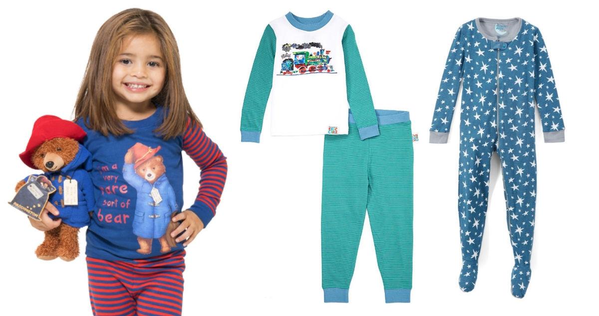 intimo kids pajamas