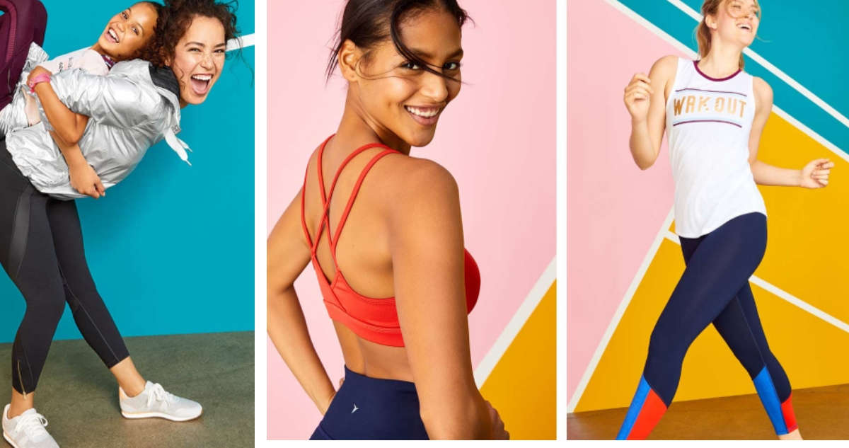 old navy activewear