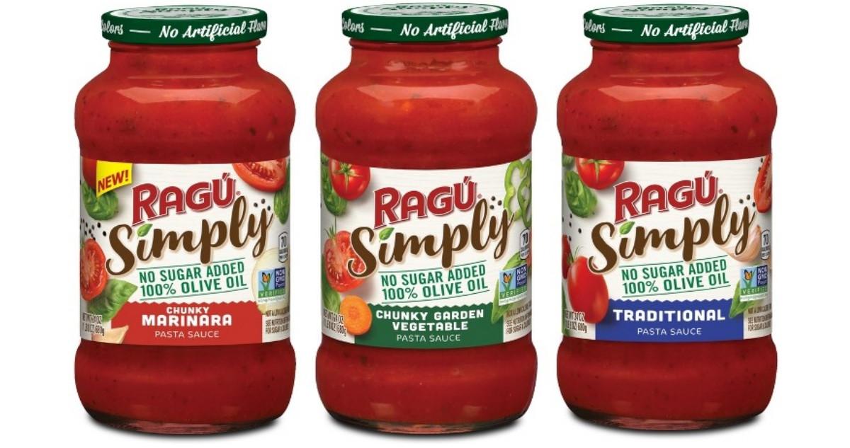 photograph relating to Ragu Printable Coupons known as Ragu Coupon Produces Basically Pasta Sauce 75¢ :: Southern Savers
