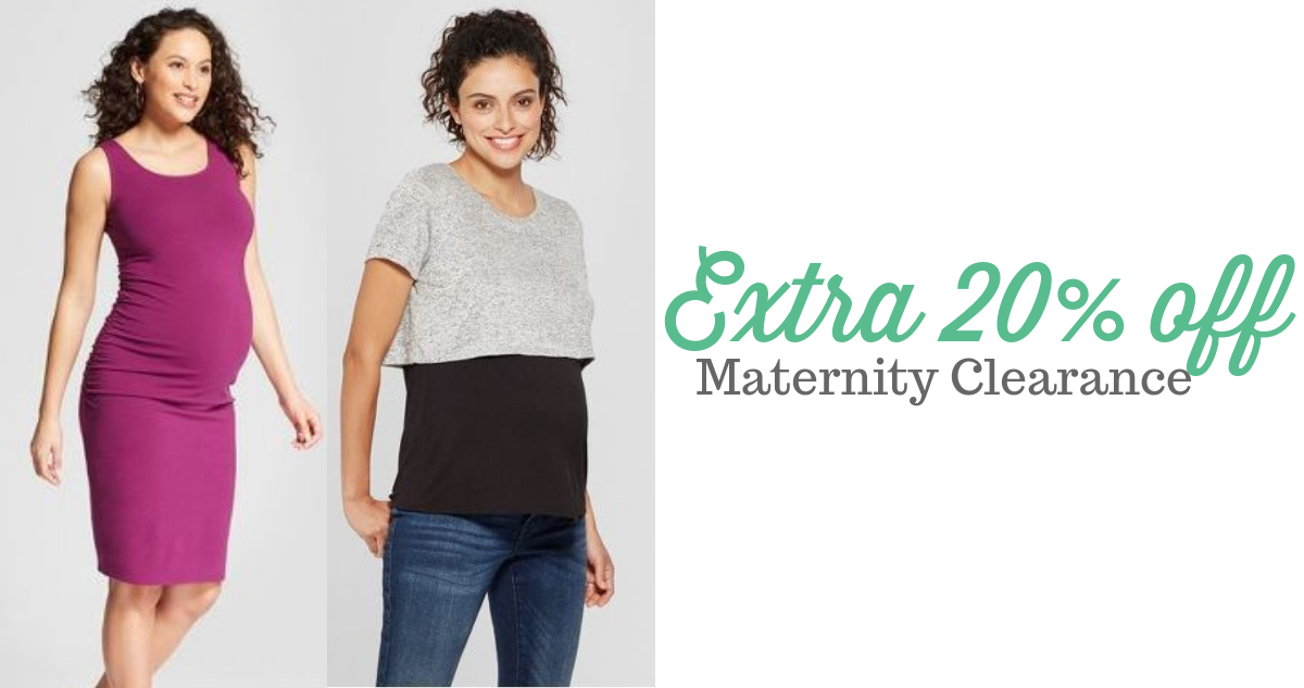 db896638314ab Target Coupon Code | Maternity Tops for $4.79 :: Southern Savers