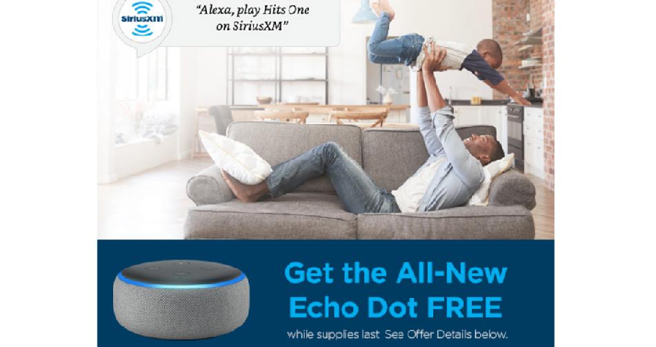 Echo Dot Radio