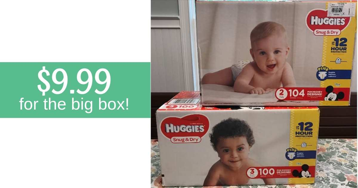 Easy Huggies Diapers Deal At Publix! :: Southern Savers