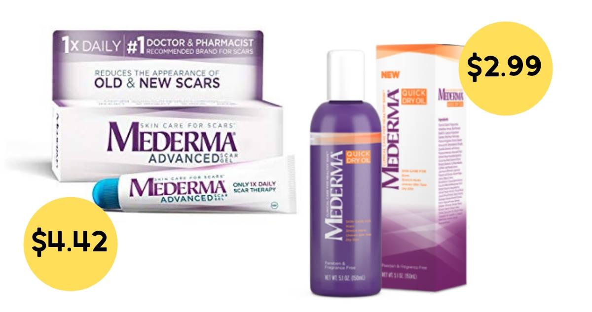 mederma skin care