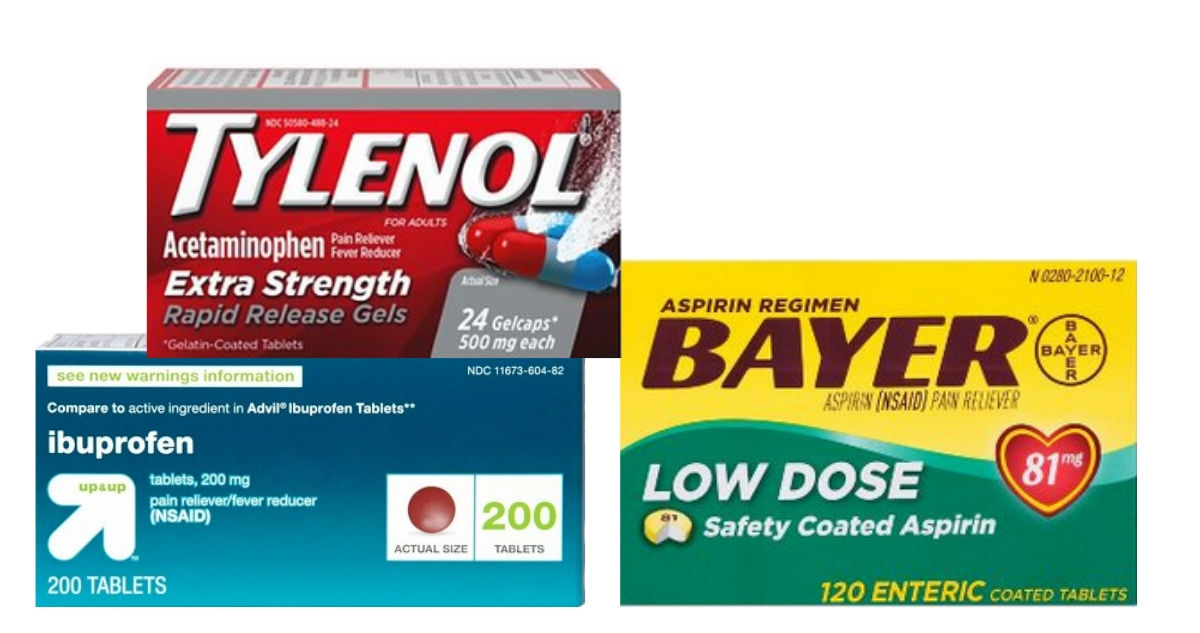 pain relief items