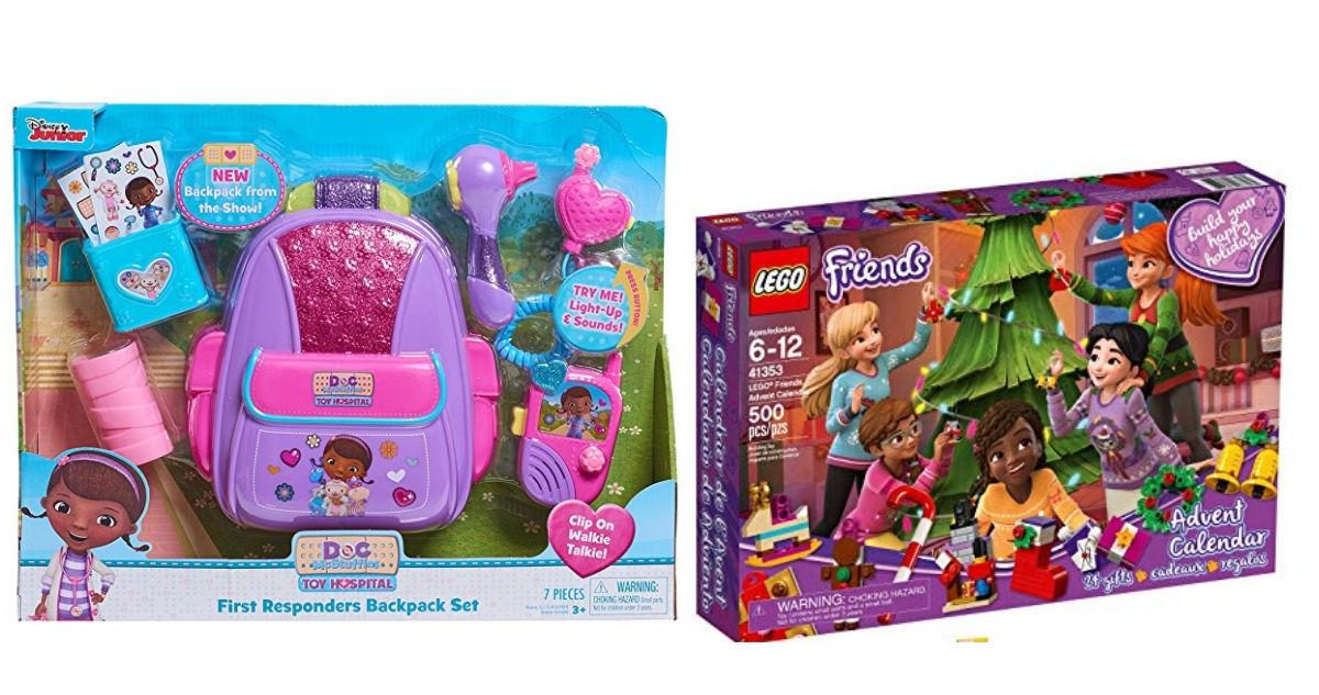 paw patrol lego toys