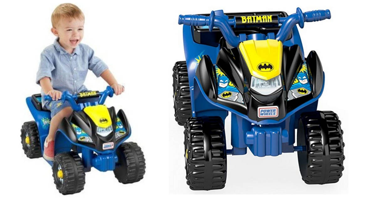 power wheels batman