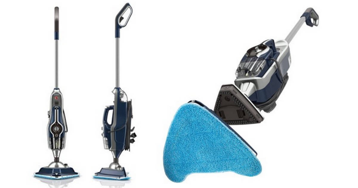 steamscrub vacuum