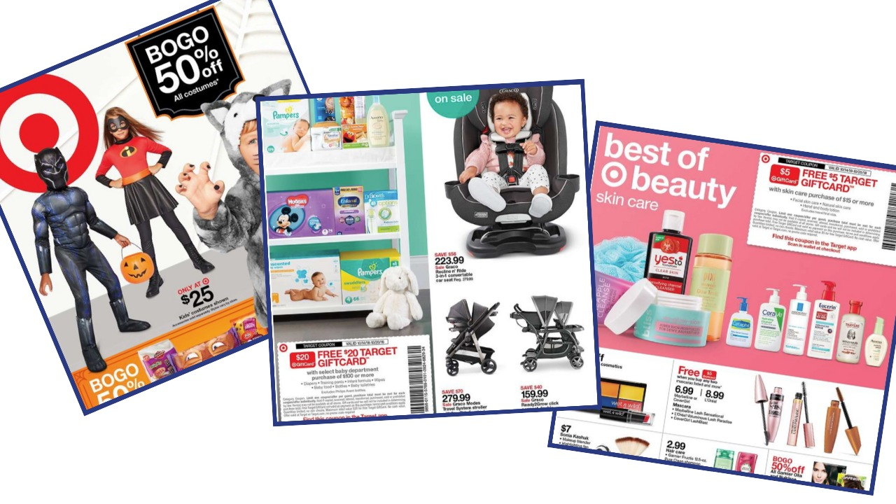 Target Weekly Ad 10 14 10 20 4 In Ad Coupons Southern Savers
