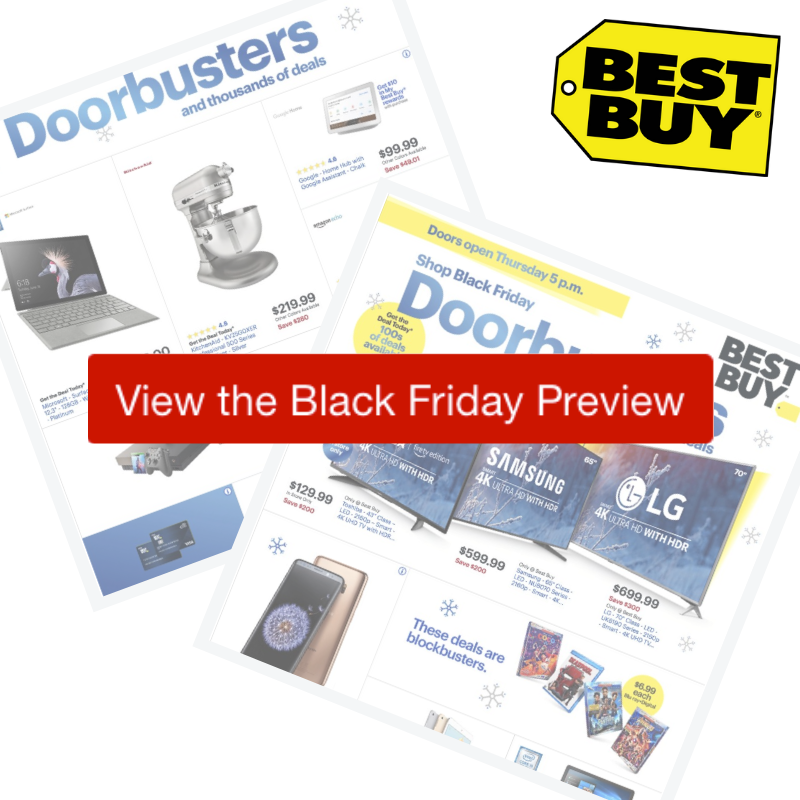 Here Are All The Deals In One Of Everyones Favorite Black Friday Ads See Everything In The 2018 Best Buy Black Friday Ad Below
