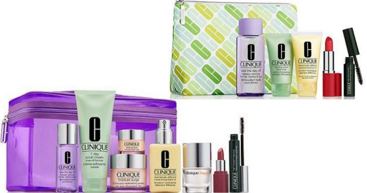 Free Clinique Gift Set + More Savings