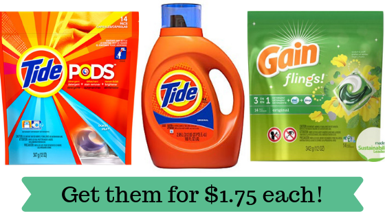 Tide And Gain Gift Card Deal 1 75 Each At Cvs Southern Savers