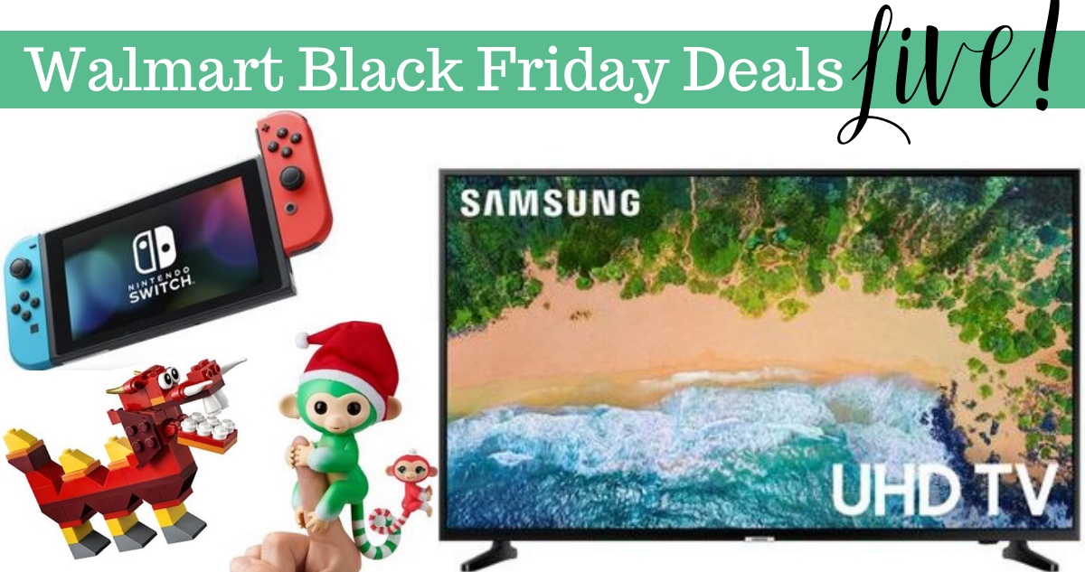 9a582b4e5b The Walmart Black Friday deals are now live for everyone online! Shop now  to get the best selection as the best deals will go quickly.