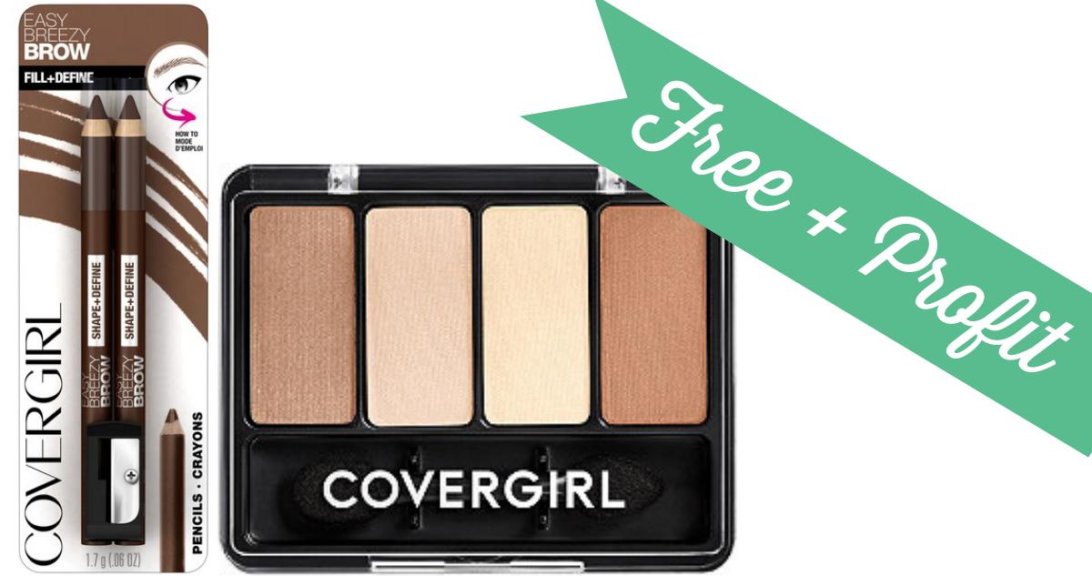 Covergirl Coupon Free Eye Makeup Southern Savers