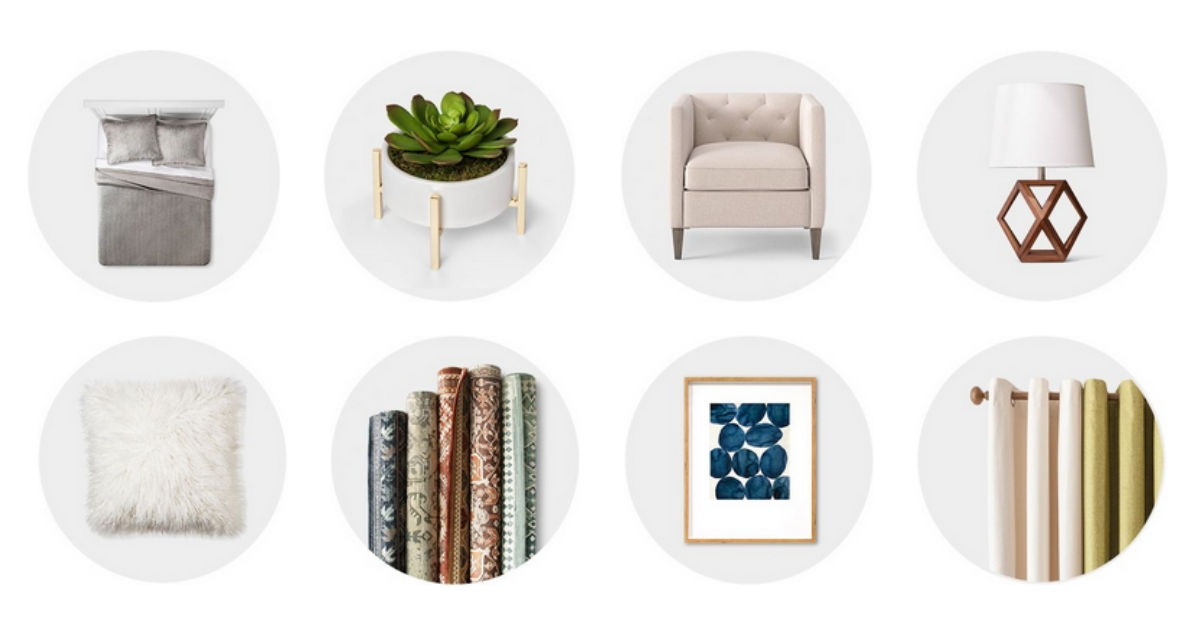target coupon code home items