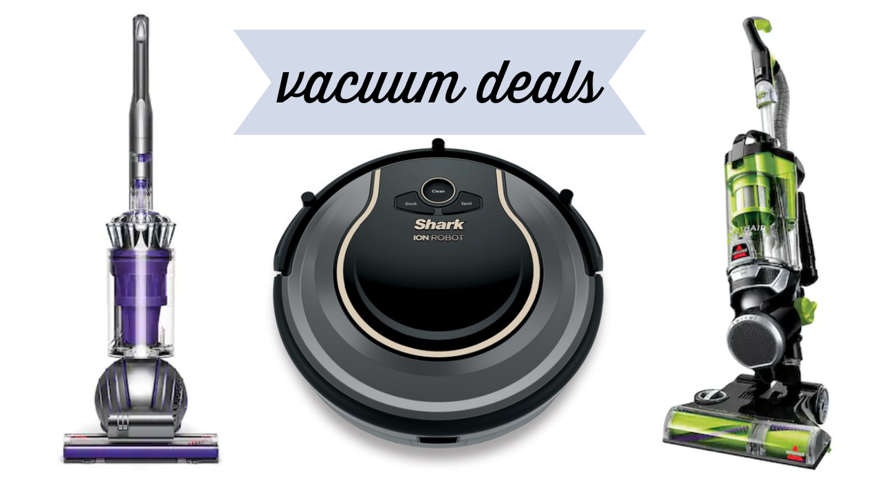 Kohl S Black Friday Vacuum Deals Over 50 Off Free