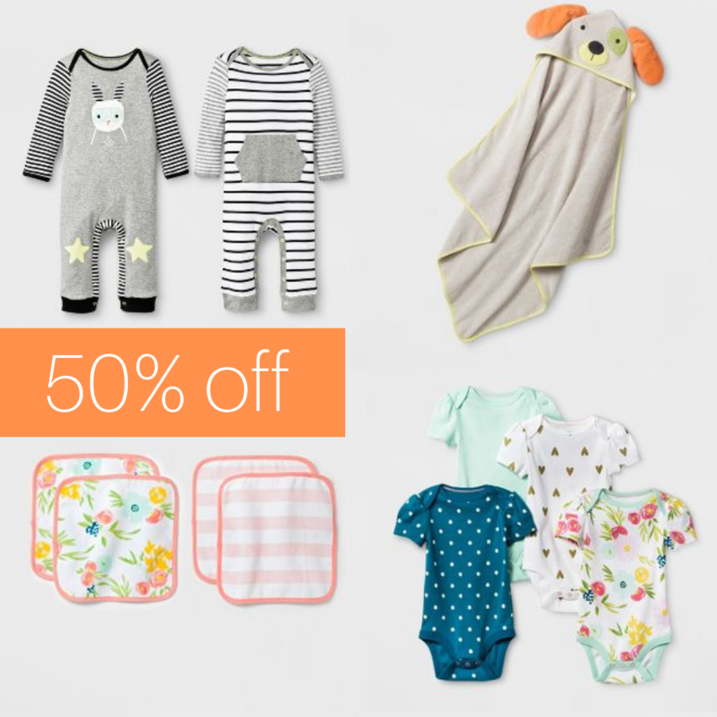 22ff3773b85 There is a great Target deal where you ll get 50% off select Cloud Island  clothes and accessories. This makes for really good prices!