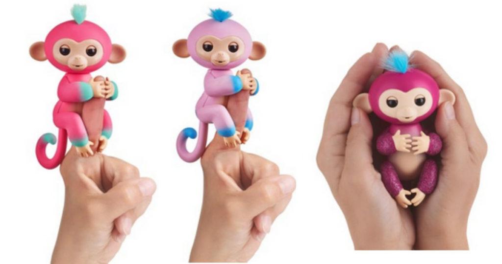 fingerlings monkeys
