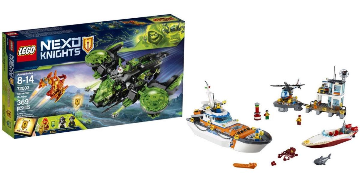 Barnes Noble Sale 50 Off Lego Sets Southern Savers